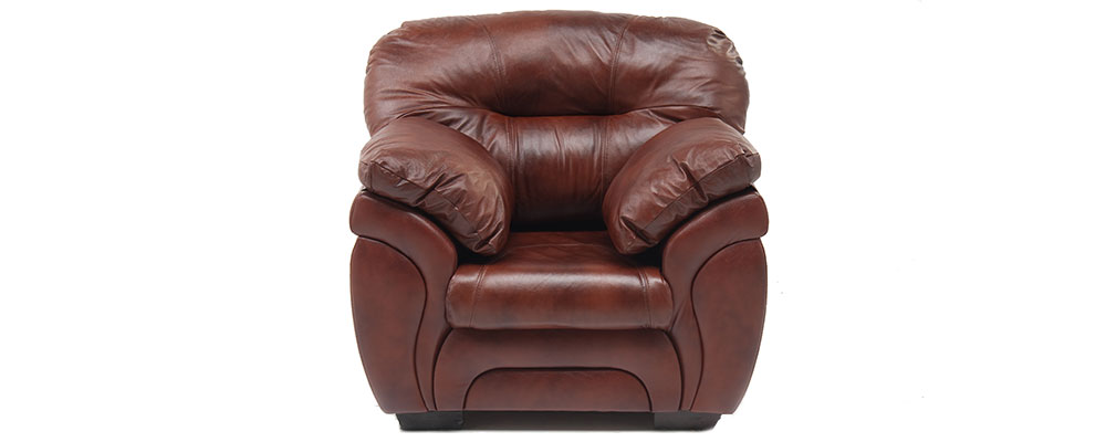 Кресло кожаное Stilistica HomeMe.ru 16990.000