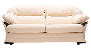 Диван кожаный Ланкастер HomeMe.ru 34990.000