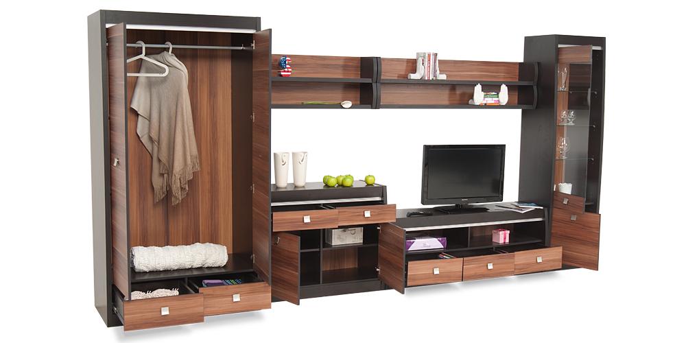 Качественная Модульная Мебель Для Гостиной