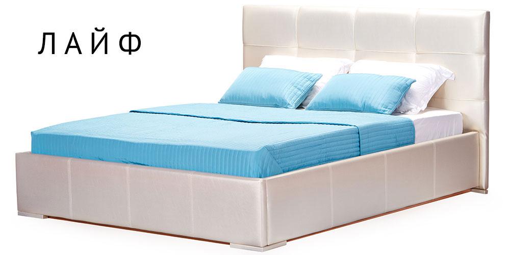 Купить Кровати 160x200 см Лайф  Кровать HomeMe