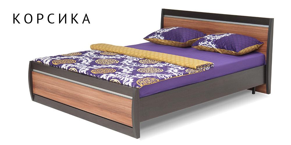 Купить Кровати 160x200 см Корсика  Кровать HomeMe