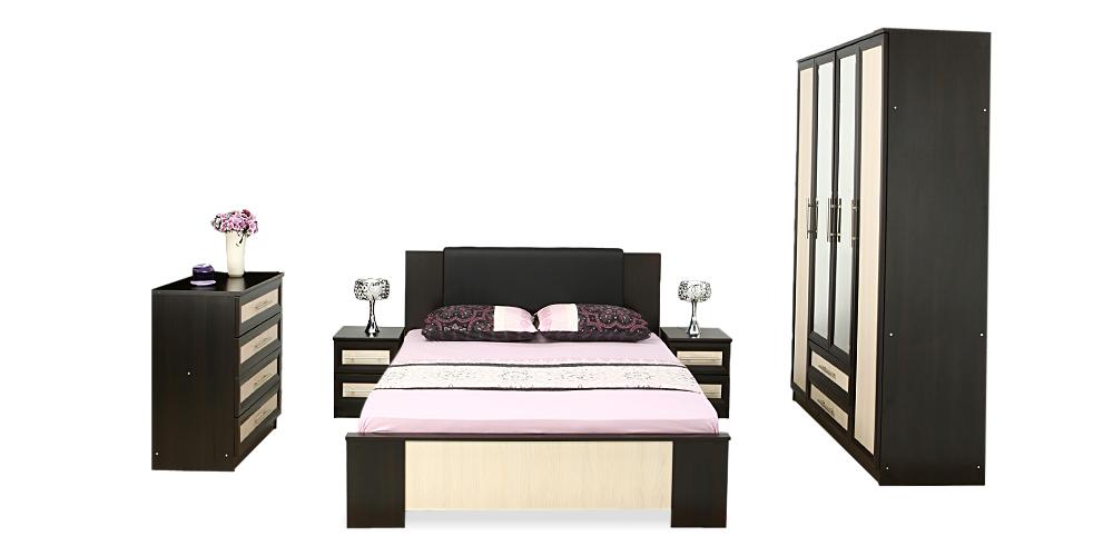Купить Спальни Индиана  Спальня HomeMe
