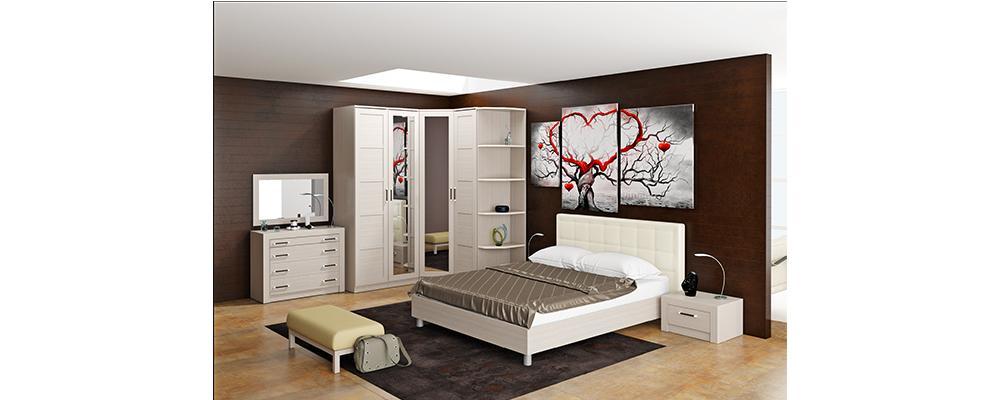 Купить Спальни Дельта  Спальня HomeMe