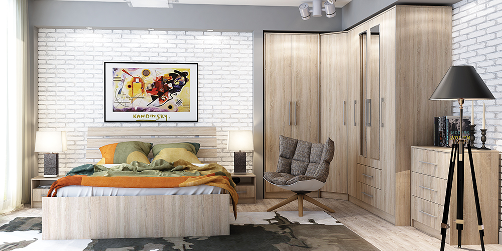 Купить Спальни Лайма  Спальня HomeMe