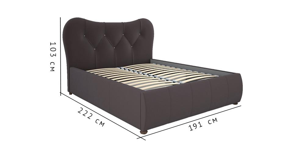 Кровать HomeMe от HomeMe.ru