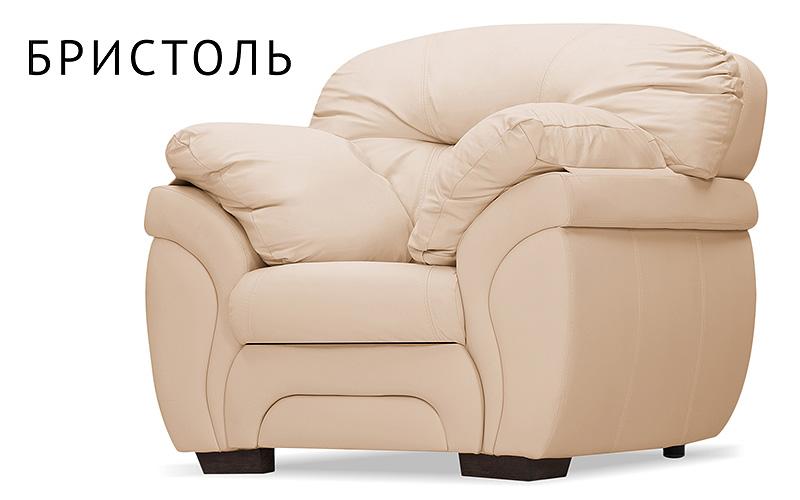 Мягкое кожаное кресло AAA0039015