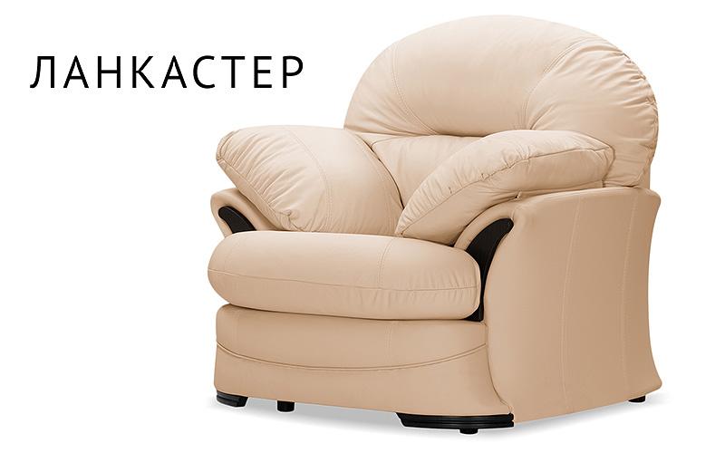 Мягкое кожаное кресло AAA0043007