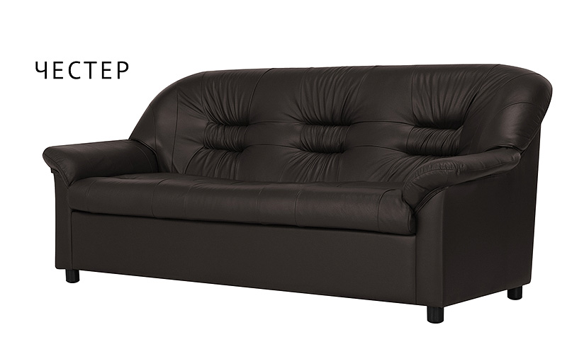 Кожаный диван AAA0048017